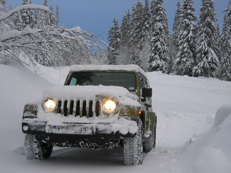 Zimske gume za avto za ekstremne zimske razmere