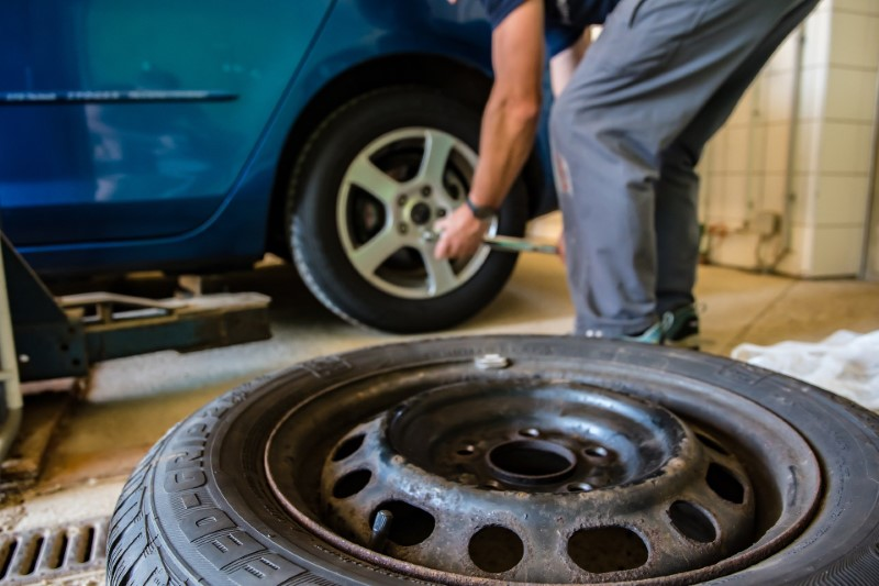 Menjava zimskih gum za avro je zakonsko predpisana
