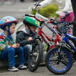 Otroška kolesa so prilagojena predvsem starosti ali višini otrok