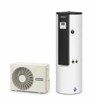 Različne vrste toplotnih črpalk