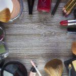 Izbor izdelkov za popolni make up